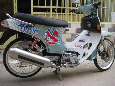 Max 4road 50cc.