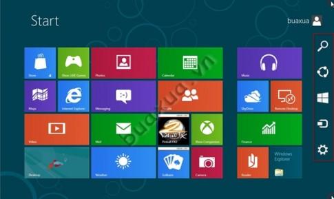 Mẹo dùng Windows 8.1 hữu ích