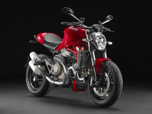 Monster 1200 mới ra mắt của Ducati