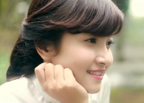 """MV 'Em trong mắt tôi' của cô gái xinh như """"mộng"""""""