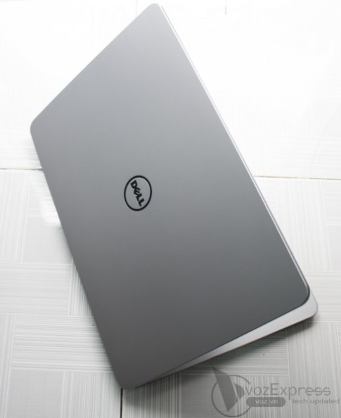 News Dell Inspiron 15 7000 Series Thay doi toan dien