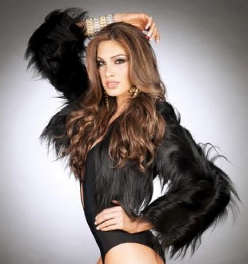 Ngắm nhan sắc của tân Hoa hậu Hoàn vũ 2013