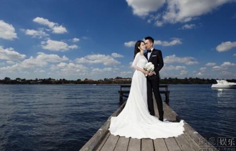 Ngất ngây với bộ ảnh cưới đẹp lãng mạn của Từ Nhược Tuyên