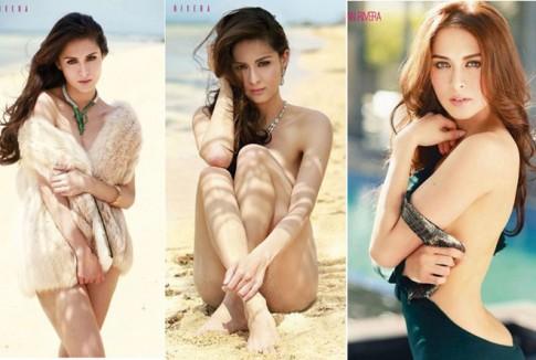 """""""ngất ngây"""" với vẻ đẹp của mỹ nhân đẹp nhất Philippines"""