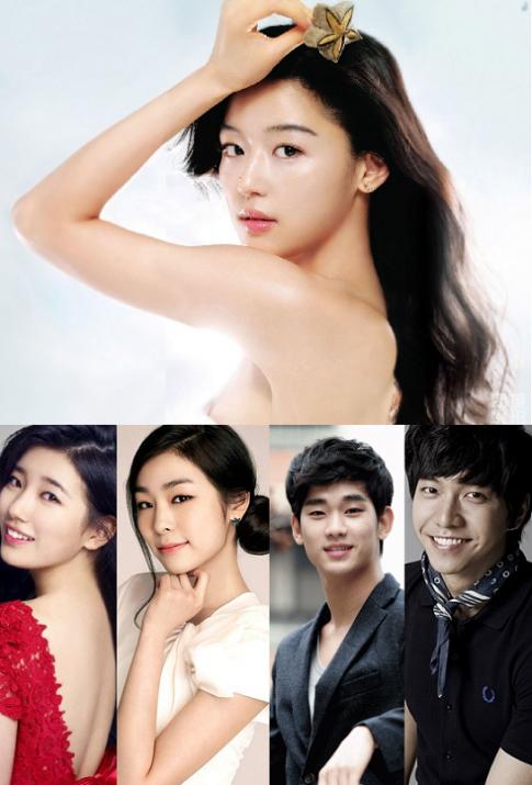 """Ngất ngây với vẻ đẹp của """"Nữ hoàng quảng cáo"""" Jun Ji Hyun"""