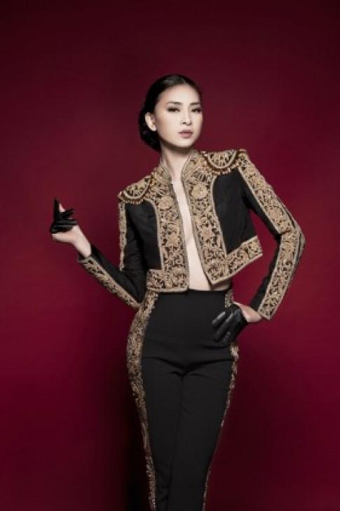 Ngô Thanh Vân, mỹ nhân độc thân quyến rũ