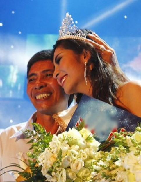 Người đẹp Cần Thơ đoạt vương miện Hoa hậu Đại Dương