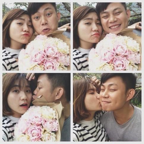 """Những khoảnh khắc đáng yêu của đôi vợ chồng """"cool"""" nhất Hà Nội"""