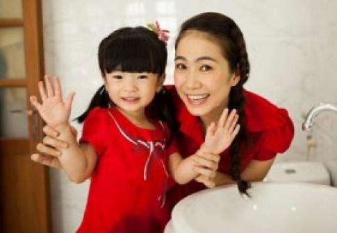 Những nhóc tỳ đáng yêu của sao Việt.