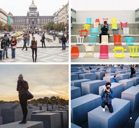 Những ý tưởng chụp ảnh du lịch hay ho mà bạn có thể thử
