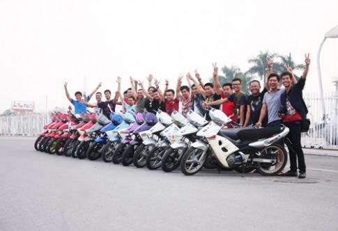 Niềm đam mê Suzuki FX 125