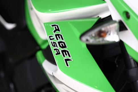 Notus RC 125cc - Xe Côn gắn mác Việt