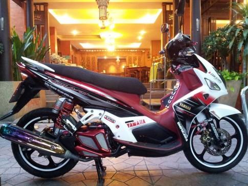 Nouvo LX full option chống đổ từ Thái Lan.