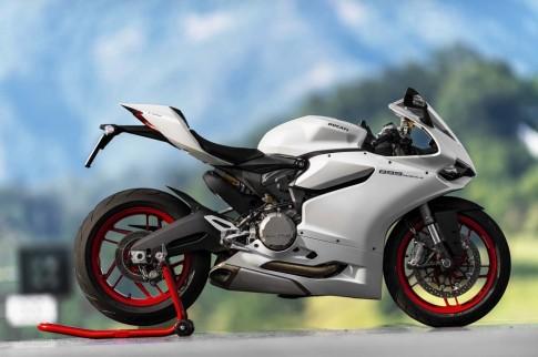 Phải chăng đây là chiếc Ducati có giá chạm ngưỡng 1.05 tỷ ?
