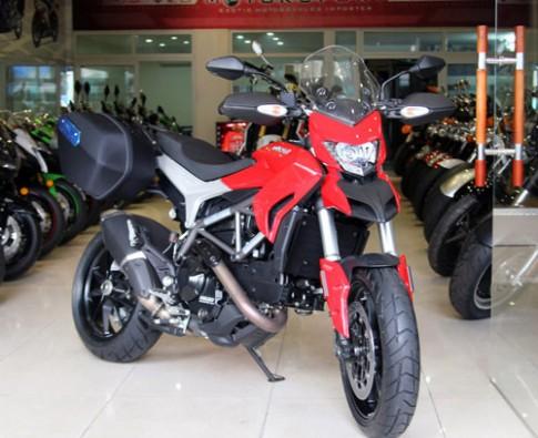 Phiên bản Ducati Hyperstrada mới nhất tại Việt Nam