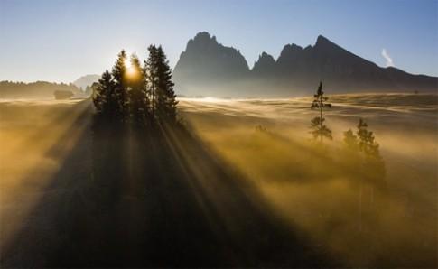 Phong cảnh và khoảng khắc-Tài nguyên vô tận cho người chuyên nghiệp