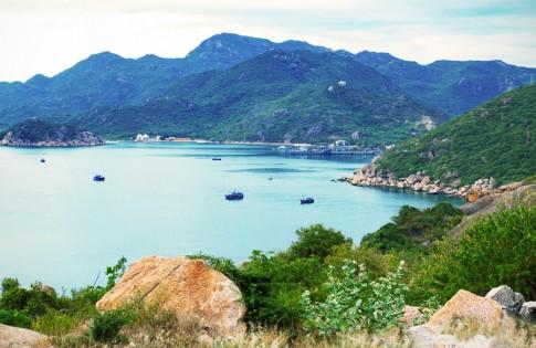 Phuot Dao Binh Ba - Xa Cam Binh - TP Cam Ranh Khanh Hoa