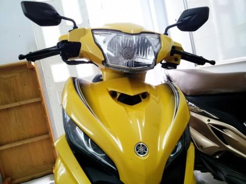 Quy định về xử phạt gương chiếu hậu xe máy