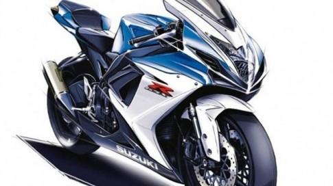 Sắp có Suzuki GSX150R