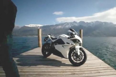Siêu môtô điện Energica đến từ Italia