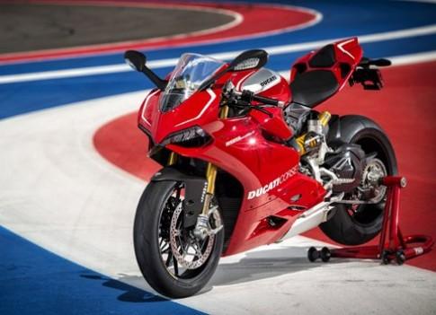 Siêu phẩm Ducati 1199 Panigale R Superleggera sắp xuất hiện