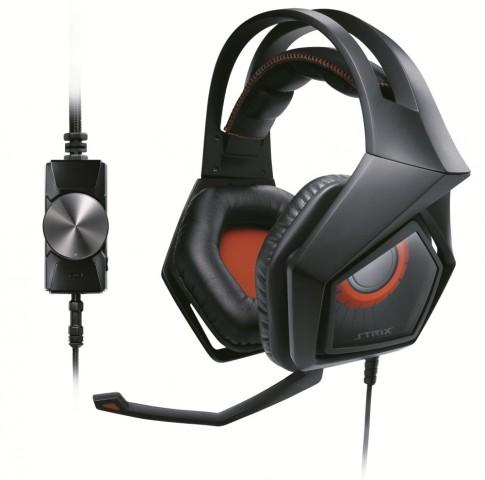 Strix Pro Gaming Headset - Tai nghe chơi game mới đến từ ASUS