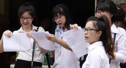 Sự khác biệt giữa hot girl và nữ sinh đi thi Đại học
