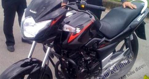 Suzuki GS150R sẽ không về Việt Nam