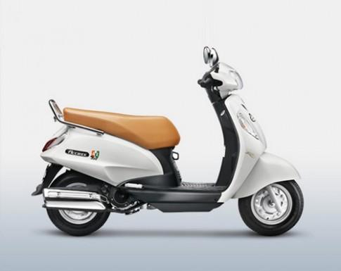 Suzuki ra mắt phiên bản đặc biệt của xe tay ga Access