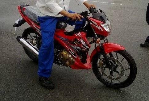 Suzuki Raider 150 có thể xuất hiện vào đầu tháng tới