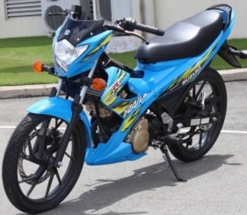 Suzuki Raider chính hãng giá 46,9 triệu đồng