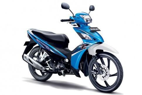 Suzuki Viva 115 FI chỉ tốn 0,85 lít/100 km