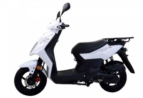 SYM ra mắt scooter X-Pro