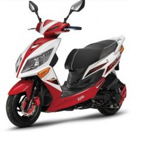 SYM Việt Nam chiếm lĩnh thị trường xe máy năm 2013.