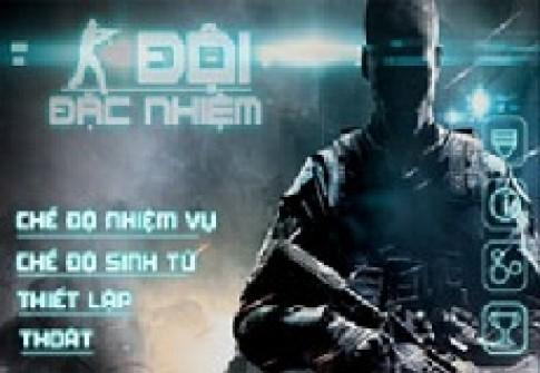 Tải game đội đặc nhiệm 2014 crack, hack súng tiền vàng