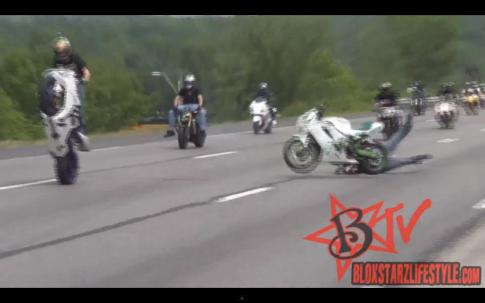 Tai nạn moto, không dành riêng cho người không chuyên