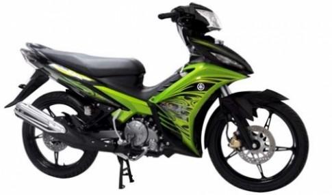 Tên gọi của Yamaha Exciter tại các nước Đông Nam Á.