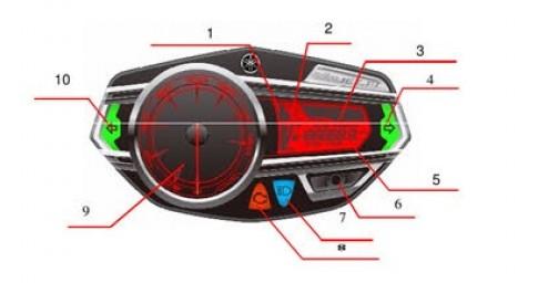 Thông tin và kỹ thuật sửa chữa xe Yamaha Novou SX 125cc (p2).