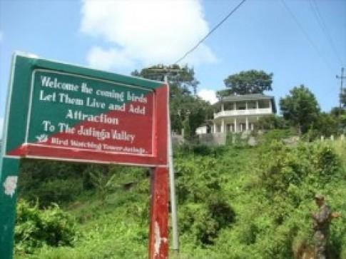 Thung lũng chim tự sát ở Ấn Độ