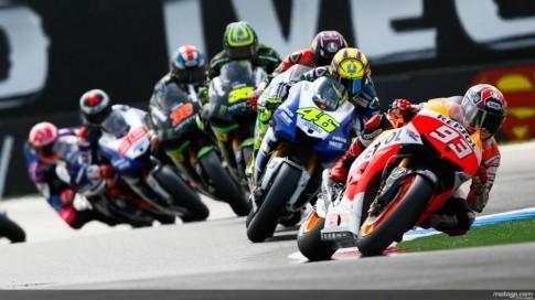 Tổng Hợp Nửa Mùa Giải MotoGP 2013