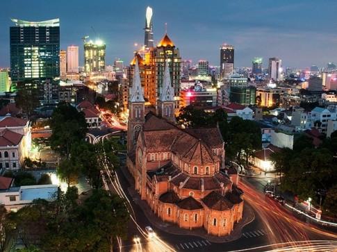 TP. Hồ Chí Minh được National Geographic bình chọn là điểm du lịch tuyệt vời