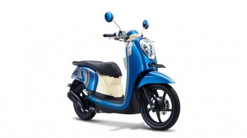 Trẻ trung với Honda Scoopy Fi