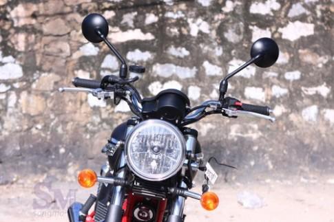 Triumph Bonneville bản đặc biệt giá 500 triệu đồng về VN