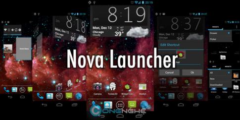 Ứng dụng tiết kiệm pin Launcher gốc của Android