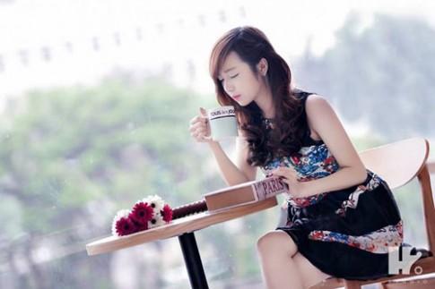 Viết cho cô gái yêu cà phê