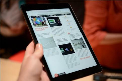 Việt Nam đứng thứ 7 châu Á về số người dùng Internet.