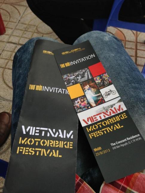 Vietnam Motorbike Festival 2013.