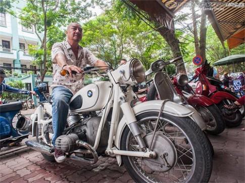 Vua moto Viet Nam len bao nuoc ngoai