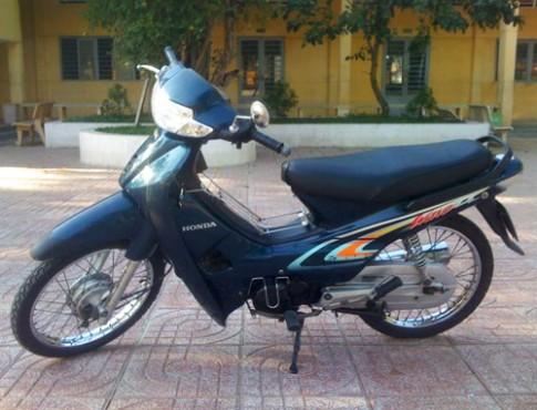 """Wave Alpha """"đời đầu"""" – Niềm tự hào của Honda Việt Nam"""