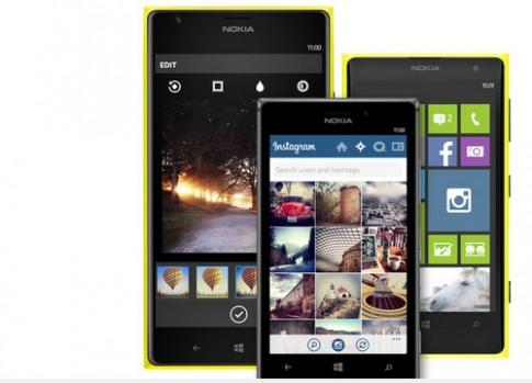 Windows Phone đã có Instagram